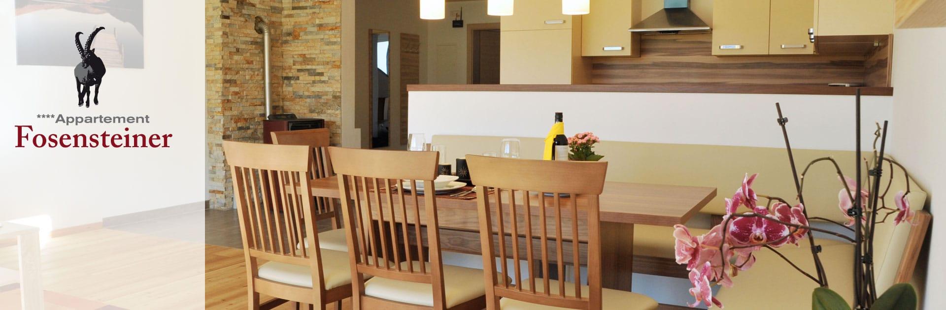 Wohnraum Appartement Fosensteiner in Ramsau am Dachstein