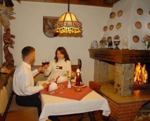 Restaurant im Hotel Ramsauer Alm