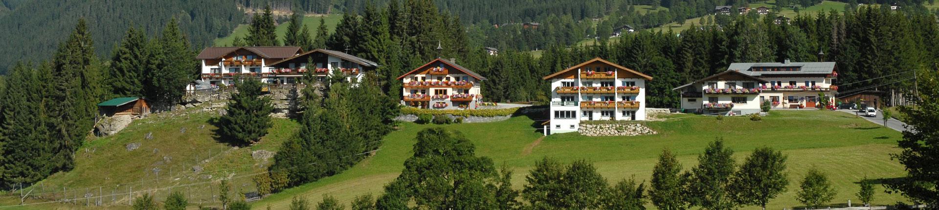 Aparthotel Sunrise und Hotel Ramsauer Alm in Ramsau am Dachstein