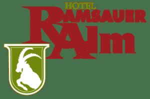 Logo Hotel Ramsauer Alm in Ramsau am Dachstein
